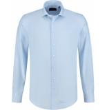 Liefling Heren overhemd licht poplin cutaway tailored fit
