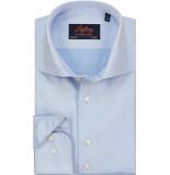 Liefling Heren overhemd licht twill cutaway tailored fit