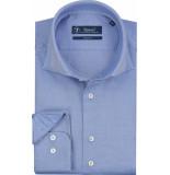 Sleeve7 Heren overhemd diagonale streep