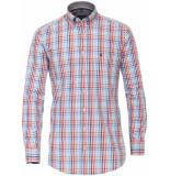 Casamoda Sport overhemd ruit dobby comfort fit button down