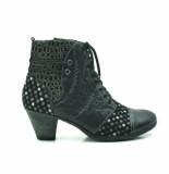 Remonte Laarzen zwart