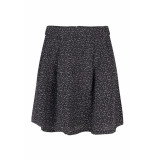 LOFTY MANNER Skirt vira black groen