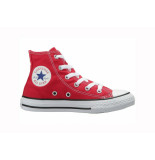 Converse Yths ct all star hi red rood