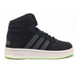 Adidas Sneakers hoops mid 2.0 mid kids zwart