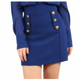 Elisabetta Franchi Moves Skirt blauw