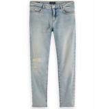 Maison Scotch Jeans 153728 blauw