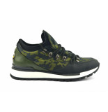 Barracuda Sneakers groen