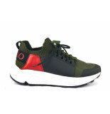 Hugo Boss Sneakers groen