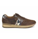 Gabor Sneakers bruin