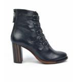 Zinda Korte laarzen zwart