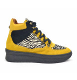Steve Madden Boots geel
