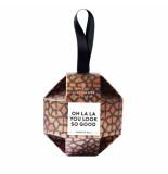The Gift Label Christmas ornament - oh la la