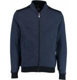 Baileys Cardigan zip 922206/535 blauw