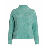 Sisters Point Pullover maite pu 12159 groen