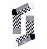 Happy Socks Filled optic fo01/901 grijs