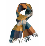 Gant Multi check wool scarf 9920051/860
