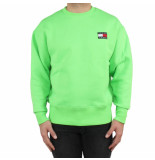 Tommy Hilfiger Tjm tommy badge neon crew