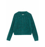 Another Label Pullover b57-120151 groen