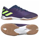 Adidas Nemeziz messi 19.3 indoor indigo blauw