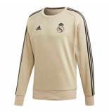 Adidas Real madrid sweat top 2019-2020 gold goud