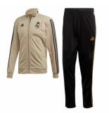 Adidas Real madrid trainingspak 2019-2020 gold goud