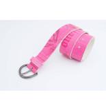 ICEBERG Fuchsia/ dames riem roze