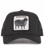Goorin Bros. Naughty lamb cap zwart