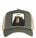 Goorin Bros. Cap drew bear baseball groen