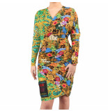 Versace Dress vdp913 zwart