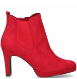 Tamaris Lucinda enkellaars rood