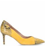 Tamaris Juliane pump geel