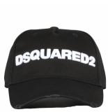 Dsquared2 Cap zwart