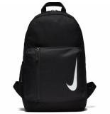 Nike Rugzak academy team backpack black white zwart