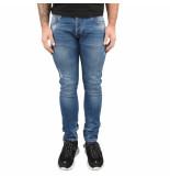 ICEBERG 5 pocket jeans blauw