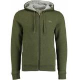 Lacoste Sh7609 sweaters groen