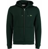 Lacoste Sh8549 sweaters groen