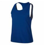 Nike W nk brthe tank loose rvrsble 862406-433 blauw