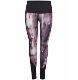 Only Play Peace aop yoga tights 15133606 grijs