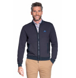 Campbell Vest blauw