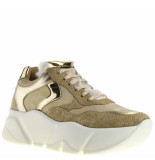 Voile Blanche Sneakers goud