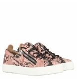 Giuseppe Zanotti Sneaker mirelle roze