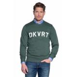 Donkervoort Sweater groen