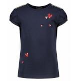NoNo T-shirt n911-5403 blauw