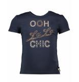 Le Chic T-shirt c911-5472 blauw
