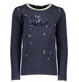 NoNo Shirt n911-5404 blauw