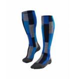 Falke Sk4 brick 16570-6120 blauw