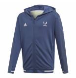 Adidas Jb m fz hoodie fm1726 blauw