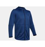 Under Armour Mk1 warmup fz hoodie 1345259-449 blauw