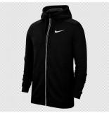Nike Dri-fit mens full-zip trainin cj4317-010