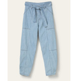 Oilily Poitiers pants 51 light denim- blauw